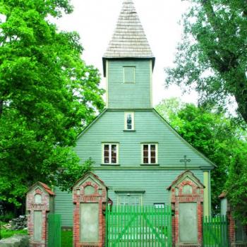 Engures luterāņu baznīca