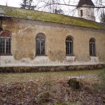 Mazzalves evanģēliski luteriskā baznīca