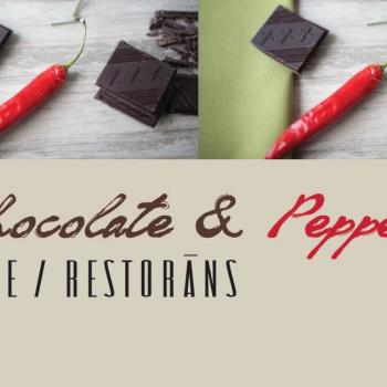 Chocolate & Pepper