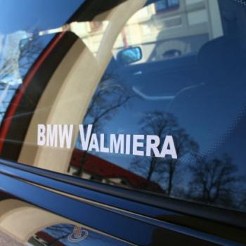 BMW Valmiera