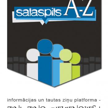 Salaspils A-Z