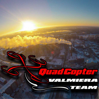 Quadcopter Valmiera Team