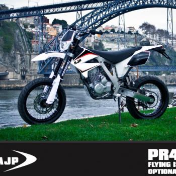 Nordic Moto Power - AJP Motocikli