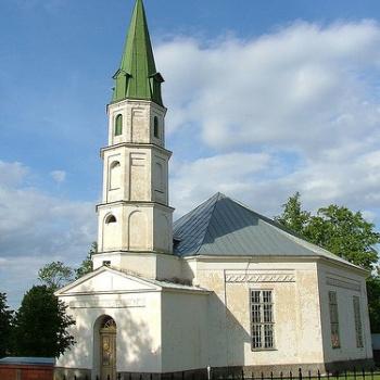Palsmanes luterāņu baznīca