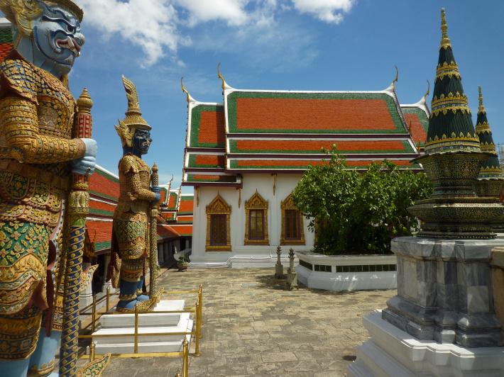 King's palace, Bangkok, Dace & Gilles photography